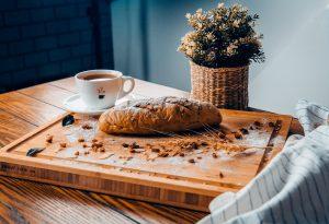 Мифы о дрожжевом хлебе. Хлеб на столе