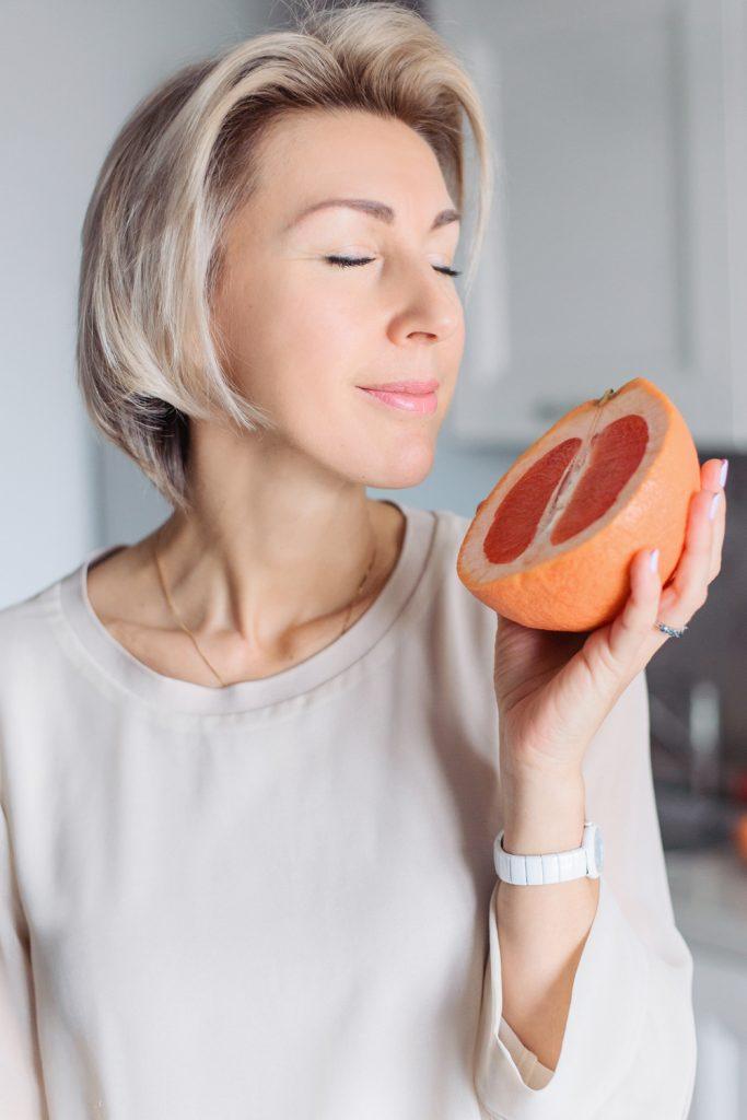 детокс и грейпфрут